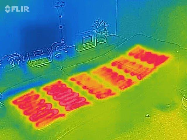 Far Infrared Mat