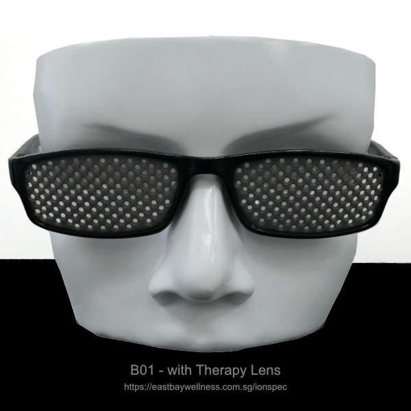 IonSpec B01 with Therapy Len