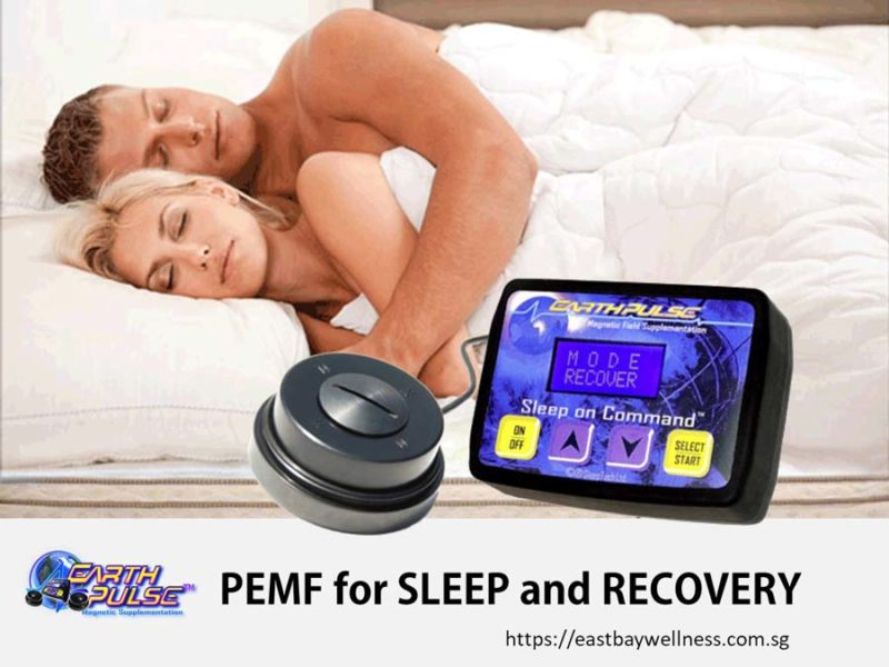 Earthpulse PEMF for Sleep