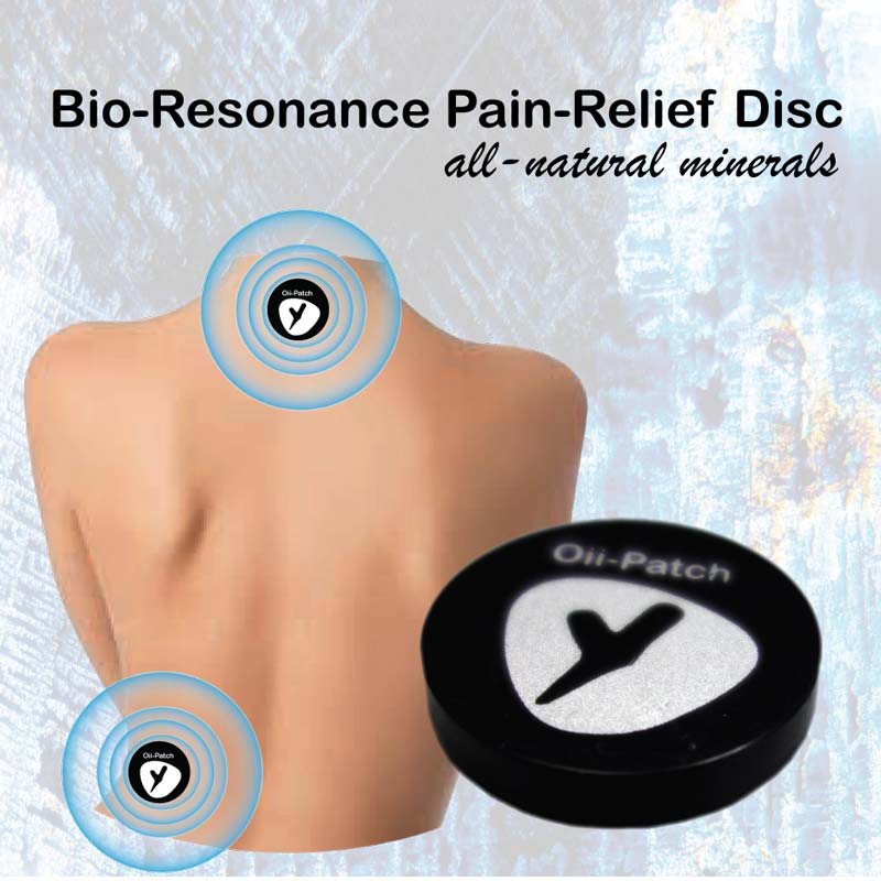 Oii-Patch Pain Relief Disc
