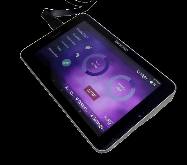 iMRSone Omnium1 PEMF tablet