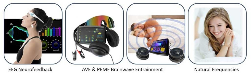 Brainwave Neurofeedback and Entrainment