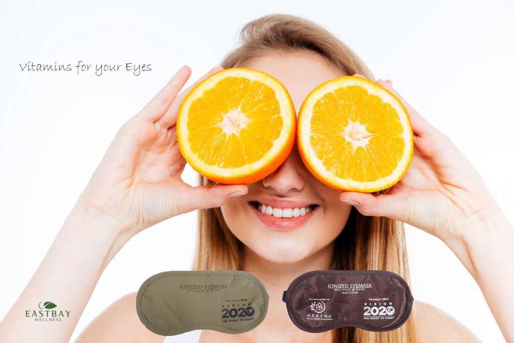 IonSpec Ionized Eye Mask