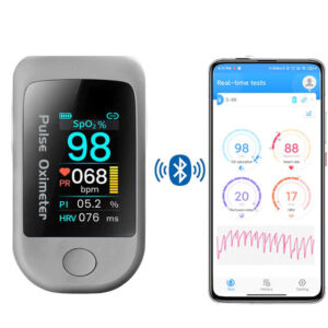 Oximeter with HRV