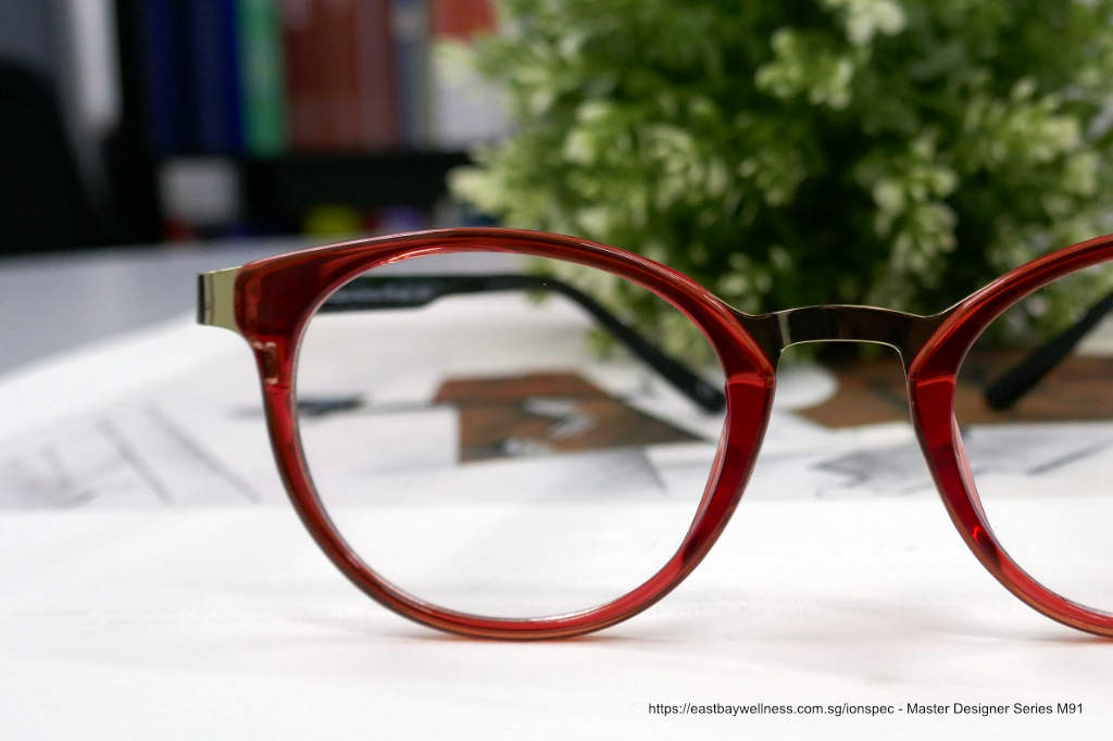 IonSpec M91 - Red Front